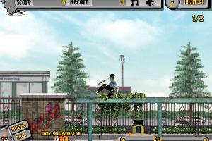 skateboard-city